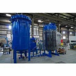 Automatic Vacuum Pressure Impregnation System