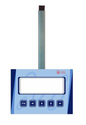Membrane Keypad for Medical Equipment