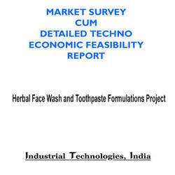 Herbal Face Wash and Toothpaste Formulations Project