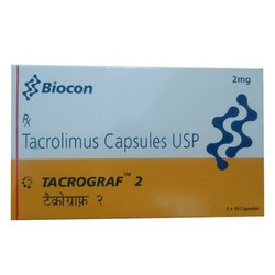 Tacrolimus 2mg Capsules