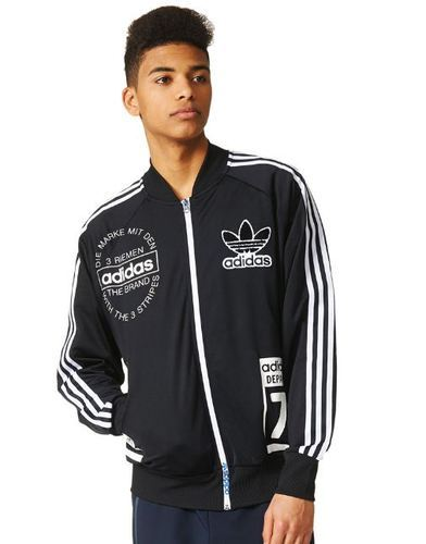 Adidas Originals Logo Track Top AY8624