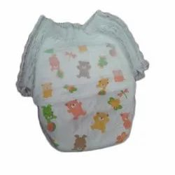 Welcro Nonwoven Disposable Baby Diapers, Size: Newly Born to XL