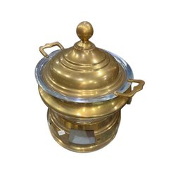 Brass Buffet Chafing Dish