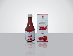 Lycopene Multivitamin Multi Mineral & Antioxidant Syrup