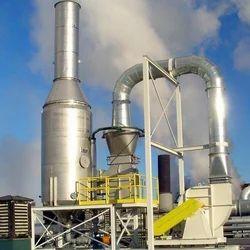 Boiler Wet Scrubbers Steel Boiler Wet Scrubber