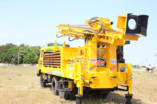Waterwell Drilling Machine - Bore Well Drilling Machine