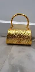 Gold Plated Purse