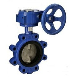 Cast Iron Gear Operated Valves