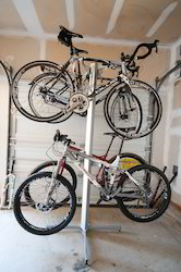 Four Cycle Display Stand