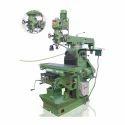 Vertical Turret Type Milling Machine