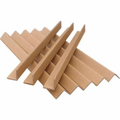 Brown Cardboard Edge Guard Rs 5 Meter Micropack Corporation Id
