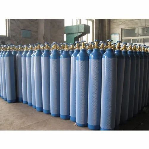 Industrial Oxygen Gas, Packaging Type: Cylinder, Rs 200 /unit | ID:  20561481333