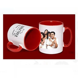 Ceramic Coffee Mug, Usage: Home, Office