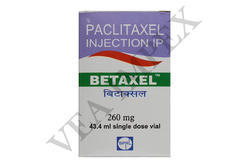 Betaxel Injection 260 mg (Paclitaxel Injection IP)