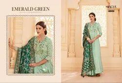 Banarasi Dupatta Gown