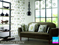 Printed Or Plain Cotton Upholstery Fabric
