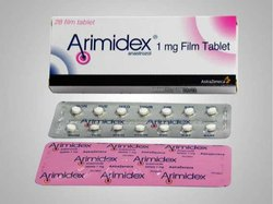 1 Mg Arimidex Film Tablets