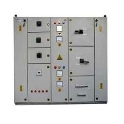 Asian Power Freestanding Electrical Panel