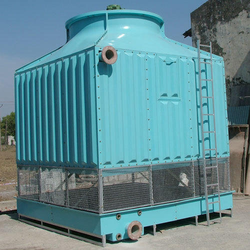 Draft Cooling Tower, Induced Draft Type