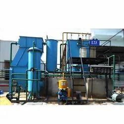 Semi-Automatic ETP Plant