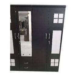 Double Door Wooden Almirah, For Home