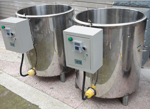 Wax Melting Unit, Capacity: 250-500 L, Varam Automations Private