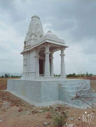 Antique Marble Temple Construction  Work