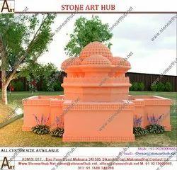 Sand Stone Water Fountain