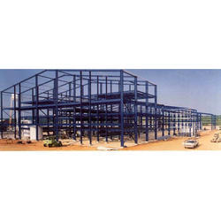 Multi Storey Pre Engineered Building