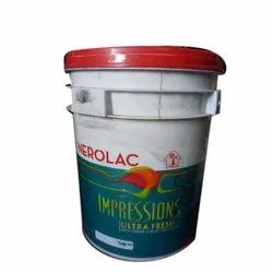 High Gloss Impression Ultra Fresh Acrylic Emulsion, Packaging Size: 20 L , Packaging Type: Bucket
