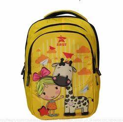 Yellow Polyester V3 Sirius Baby Bag