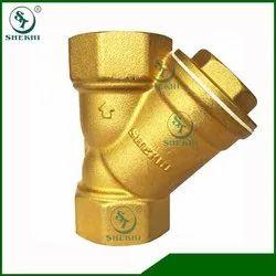 Brass DN15mm 1/2 Strainer