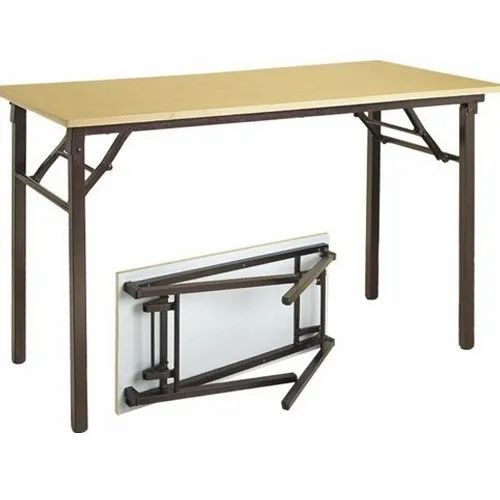 Wooden Folding Table Size 48 X24 Rs