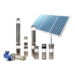 SS Shakti Solar Water Pump, 5 - 27 HP, For Agriculture