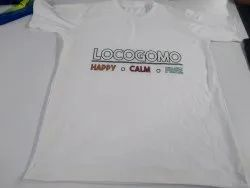 Customised Cotton T Shirts