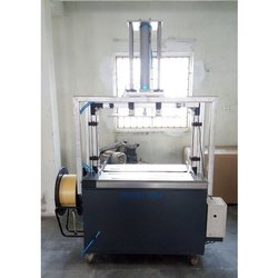 Auto Strapping Machine With Pneumatic Press