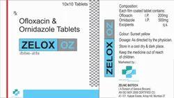 Ofloxacin & Orinidazole Tablets