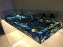 Blue Agate Vanity Counter