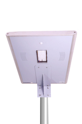 24W Integrated Solar Street Light