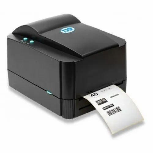 Black abd White Thermal Printer TVS Champ RP USB+Lan