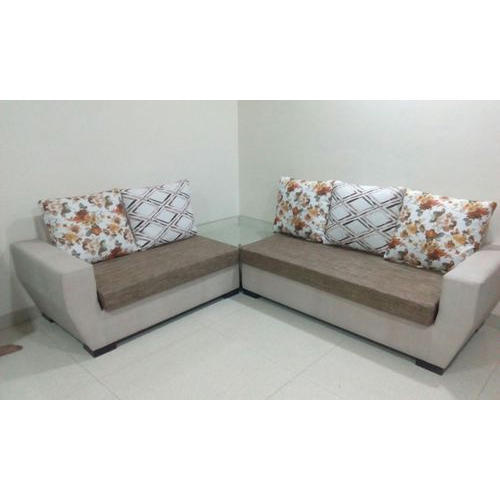 half off d3bbe 2206c Designer Sofa Set With Corner Table