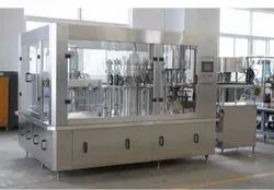 40 BPM Carbonated Soft Drink Filling Machine