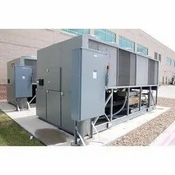 4 Star Stainless Steel Industrial HVAC System, Capacity: 5-10 Ton