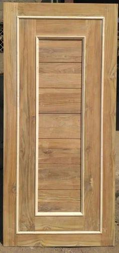 A Grade Teak Wood Doors A Grade Benin Teak With Maple Beading Door