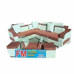 L Shape Sofa Set, For Home,Hotel
