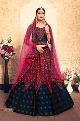 PR Fashion Launched Heavy Designer Lehenga Choli