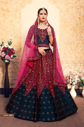 051bb8ac5b PR Fashion Launched Heavy Designer Lehenga Choli at Rs 6400 /pcs ...