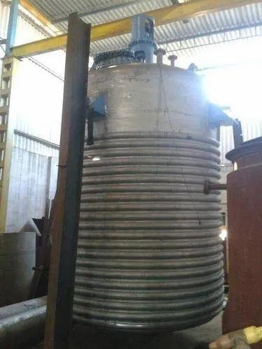 Aluminium Limpet Coil Reactor