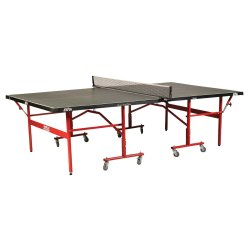 Table Tennis Table Stag Elite Deluxe Rollaway 16mm