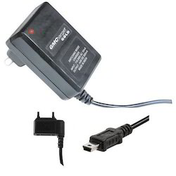 Black Car Charger Mobile Charger
